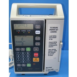 Baxter Flo-Gard 6201 Volumetric Infusion Pump 2M8063