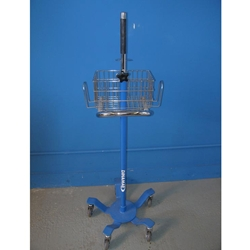 GE / Critikon / Dinamap Rolling Stand works with Pro Series & Others