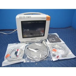 Philips MP5TIntelliVue Color Patient Vital Signs Monitor