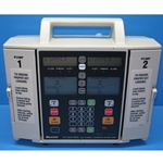 Baxter Flo-Gard 6301 Dual Channel Infusion Pump With New Battery & 6 Month Warranty