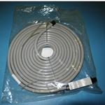 New Two Tube Adult Blood Pressure Hose with Screw Type Fittings for GE, Dash, Eagle & Solar