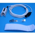 New Reusable Adult SpO2 Finger Sensor for Spacelabs Patient Monitors & Pulse Oximeters