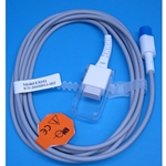 Siemens / Drager / Dreager SpO2 Pulse Oximetry Preamp Cable For Multi-Link Patient Cable