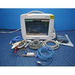 Philips MP30 IntelliVue Color Patient Vital Signs Monitor with M3001A Module, Recorder & Battery Hardware- Ref M8002A