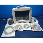 Philips MP50 IntelliVue M8004A Color Vital Signs Anesthesia Monitor with M3001A Module