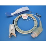 New Reusable Adult / Juvenile SpO2 Finger Sensor for Datex Ohmeda Patient Monitors & Pulse Oximeters