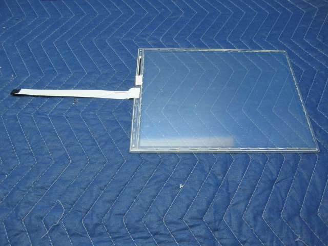 New Replacement touch screen glass for Philips MP50 patient monitors. Part number E3122494