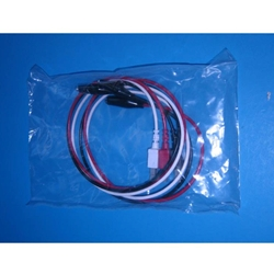 New 3 Lead EKG Wires with Alligator Ends for Hewlett Packard / Agilent / Philips Patient Monitors
