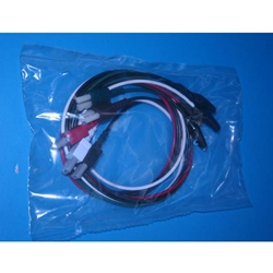 New 5 Lead EKG Wires with Alligator Ends for Hewlett Packard / Agilent / Philips Patient Monitors