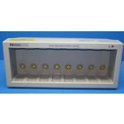 Hewlett Packard / Agilent / Philips M1041A Module Rack for Viridia Patient Monitoring Systems